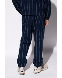 adidas Originals Patterned Trousers - Blue