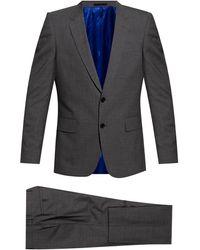 Paul Smith Wool Suit - Grey