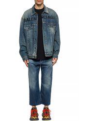 Balenciaga Jeans for Men - Up to 55