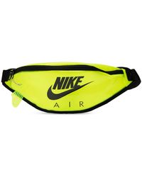Nike Heritage Fanny Pack (volt) - Yellow