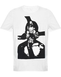 Lost & Found - Printed Oversize T-shirt - Lyst
