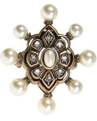 Gucci - Embellished Ring - Lyst