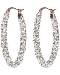 Alexander McQueen Hanging Earrings - Metallic