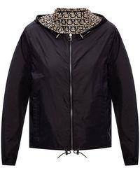 Ferragamo Reversible Jacket - Black