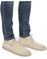 Marsèll Suede Shoes White
