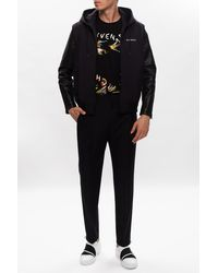 Givenchy Pleat-front Trousers - Black