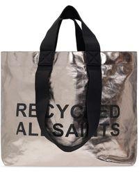 AllSaints 'acari' Bag - Metallic