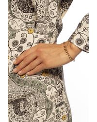 Isabel Marant Bracelet With Charms - Metallic