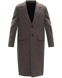AllSaints 'dunstan' Coat Gray