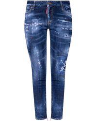 DSquared² 'skinny Jean' Jeans - Blue