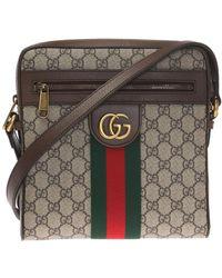 Gucci - 'ophidia' Shoulder Bag - Lyst