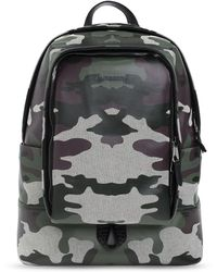 Burberry Patterned Backpack - Multicolour