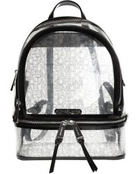 Michael Kors - 'rhea' Patterned Backpack - Lyst