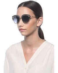 Jimmy Choo 'lash' Sunglasses - Grey