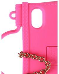 Dolce & Gabbana Iphone X Case Neon - Pink