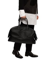 Bottega Veneta Holdall Bag - Black