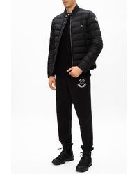 Moncler Ribbed Sweater Black