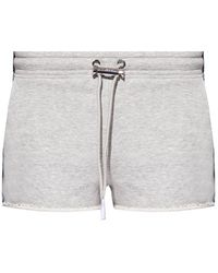 DIESEL 's-pam' Shorts Grey