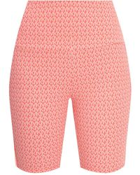 MICHAEL Michael Kors Shorts With Logo - Pink
