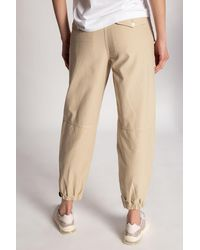 Rag & Bone Angela Field Trousers - Natural