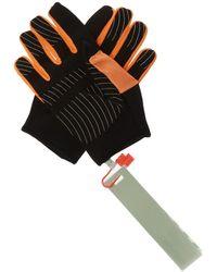 Off-White c/o Virgil Abloh Training Gloves Orange