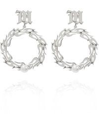 MISBHV '' Earrings - Metallic