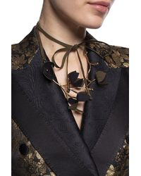 Marni - Flora Foliate Necklace - Lyst