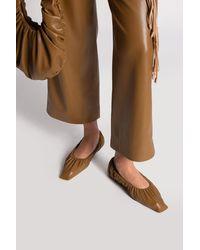 Nanushka 'matangi' Ballet Flats - Brown