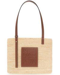 Loewe Shopper Bag - Natural