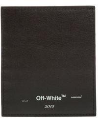 """Off-White c/o Virgil Abloh - """"logo"""" Card Holder - Lyst"""