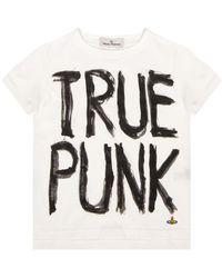 Vivienne Westwood Printed T-shirt - White