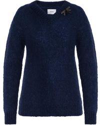 Erdem Knitted Jumper - Blue