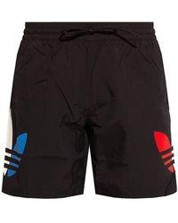 adidas Originals Swim Shorts - Black