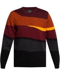 PS by Paul Smith Striped Jumper - Multicolour