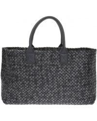 Bottega Veneta - 'cabat' Hand Bag - Lyst