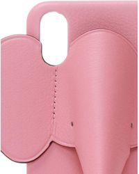 Loewe Iphone Xs/x Case Pink