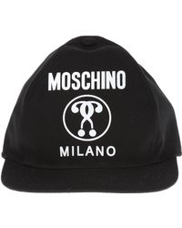 Moschino - Baseball Cap - Lyst