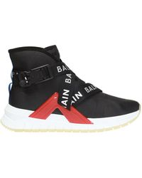 Balmain B-troop Trainers - Black