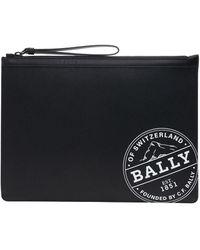 Bally 'bhalden' Clutch Black