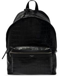 Saint Laurent 'city' Backpack Black