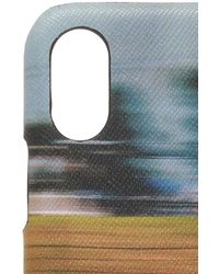 Paul Smith Iphone X Case Multicolor - Gray