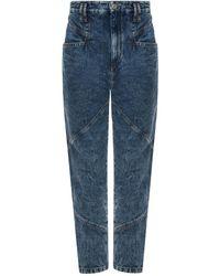 Isabel Marant Distressed Jeans - Blue