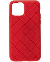 Bottega Veneta Iphone 11 Pro Case - Red