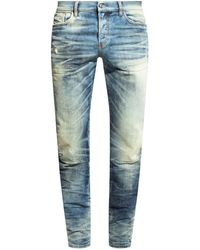 DIESEL 'd-kras' Jeans - Blue