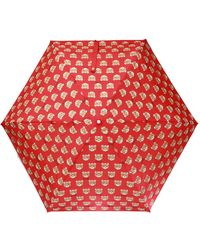 Moschino Teddy Bear Umbrella Red