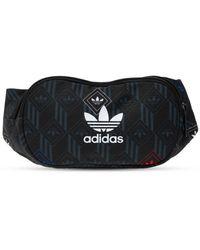 adidas Originals Belt Bag With Logo Black
