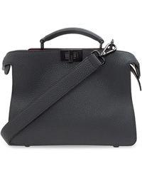 Fendi Shoulder Bag Black