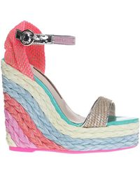 Sophia Webster - 'lucita' Wedge Sandals - Lyst
