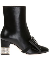 Gucci - Heeled Booties Shoes Women - Lyst