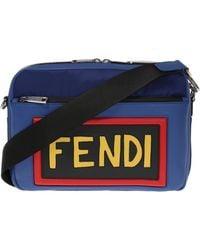 Fendi Shoulder Bag - Blue